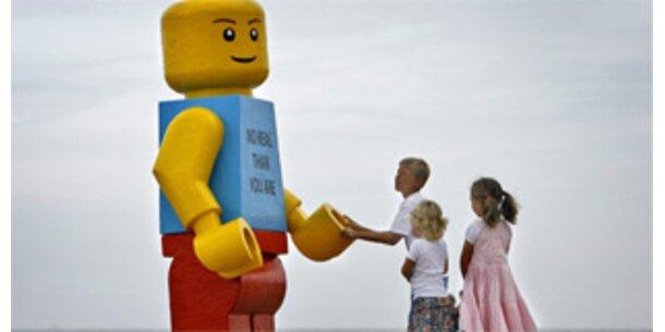 Lego erholt sich zusehends