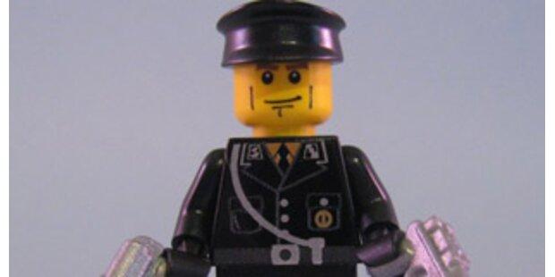 Wirbel um Osama und Nazis als Spielfiguren