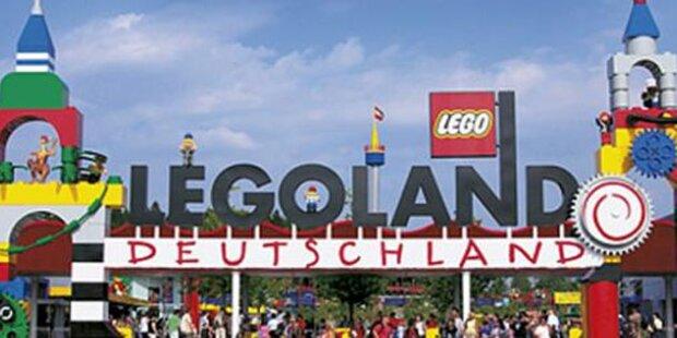 Zu Pfingsten ins Legoland