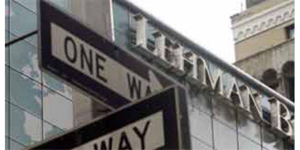 US-Regierung hilft Lehman Brothers