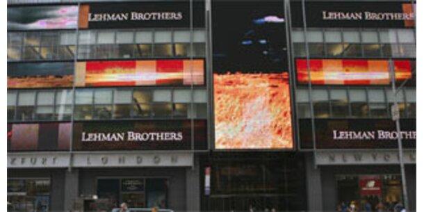 Lehman Brothers macht 3,9 Mrd Dollar miese