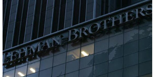 Ex-Lehman-Banker wollen 100 Mio. Dollar