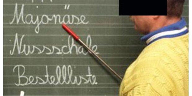 Kärntner Lehrer Mitglied in Kinderporno-Ring