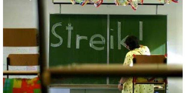 Chaos um Lehrer-Streik