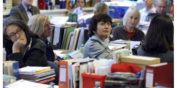 Lehrer starten mit PISA-Boykott