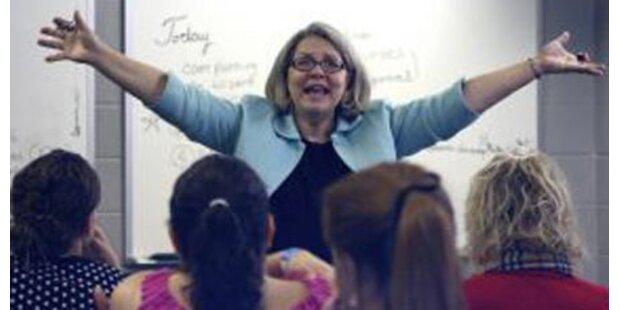 Lehrer sind auf sich allein gestellt
