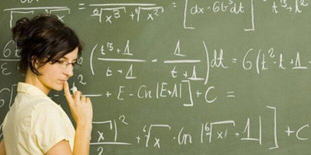 Lehrer schwänzen genauso oft wie Schüler