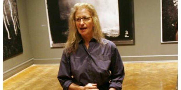 Annie Leibovitz wendet Bankrott ab