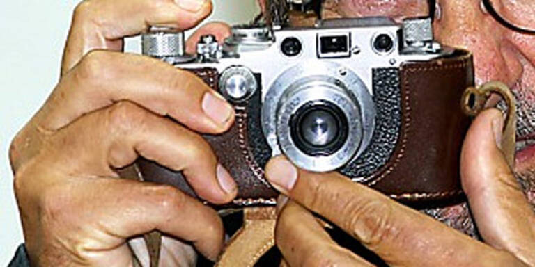 "Raritäten bei der ""Photographica Auction"""