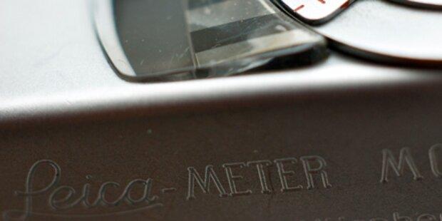 Weltrekord: Leica um 1,32 Mio. versteigert