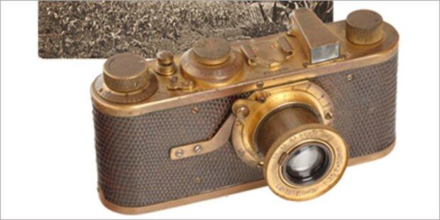 Leica in Wien um 1,7 Millionen Euro versteigert