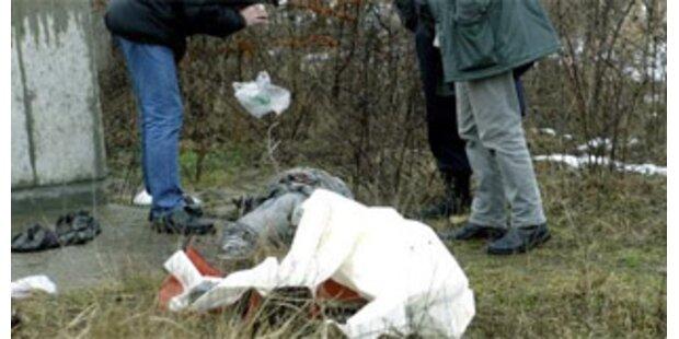 Leiche von Ghanesen über ein Monat unentdeckt