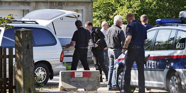 Leiche in Braunau (OÖ) gefunden