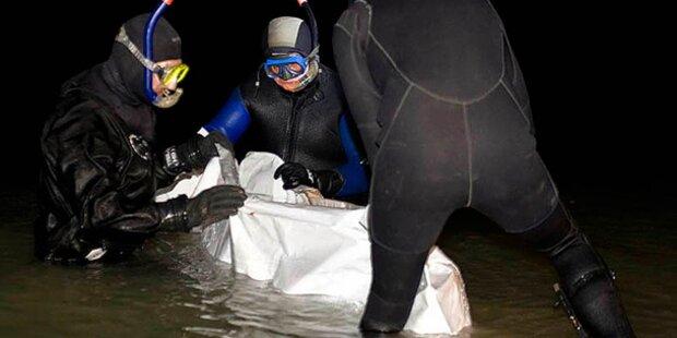 Nackter Toter in Teich in NÖ gefunden