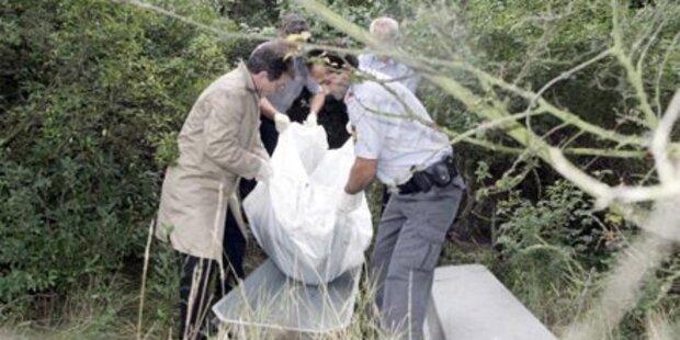 Taxilenkerin entdeckte Leiche in Kapruner Ache