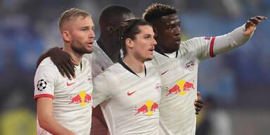 ÖFB-Duo schießt Leipzig zu Sieg