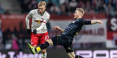 RB Leipzig - Köln