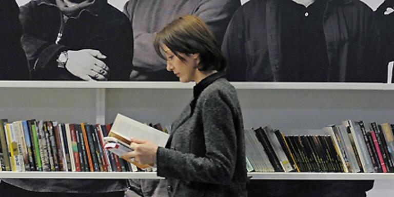 Leipziger Buchmesse startet mit Festakt