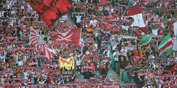 Leipzig-Fan stirbt bei Spiel