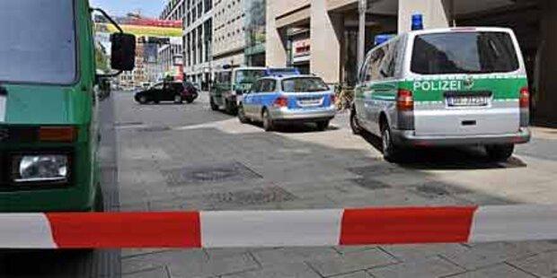 Geiselnahme in Leipzig beendet