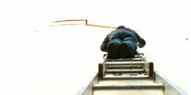 31-Jähriger nach Leitersturz gestorben
