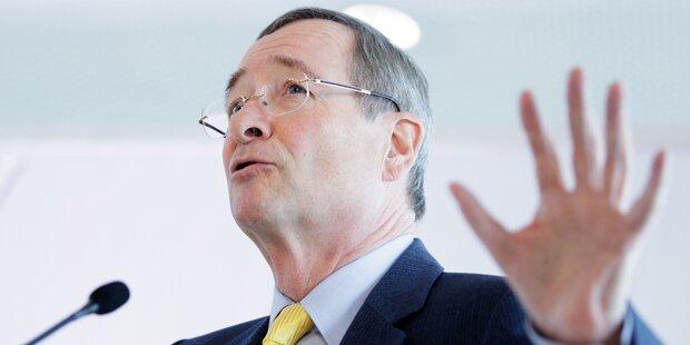 Mahrer soll Leitl bald ablösen