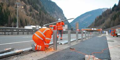 Brenner Grenzzaun