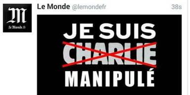 """Syrer hacken Twitter- Konto von """"Le Monde"""""""