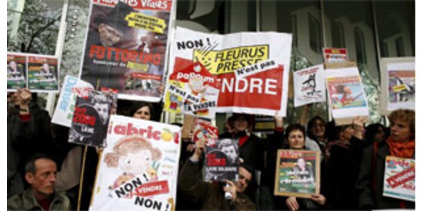 """Erstmals Streik bei """"Le Monde"""""""