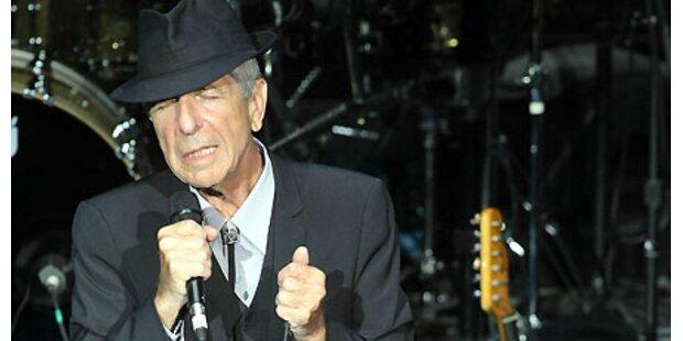 Leonard Cohen: Ein Rockpoet in Wiesen