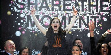 Lena Meyer-Landrut gewinnt Eurovision Song Contest 2010