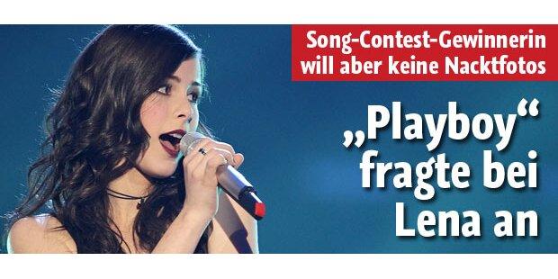 Playboy will Lena Meyer-Landrut nackt