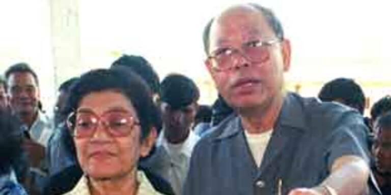 """Pol Pots """"Erbe"""" wird vor UN-Tribunal angeklagt"""
