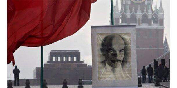 Lenin muss neu konserviert werden