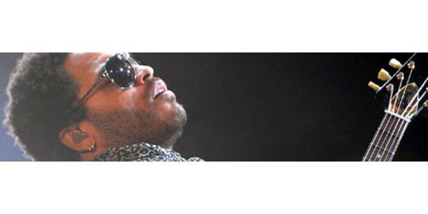 Lenny Kravitz: Gespanntes Warten auf Mr. Sex