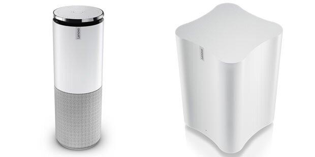 Auch Lenovo bringt smarten Lautsprecher