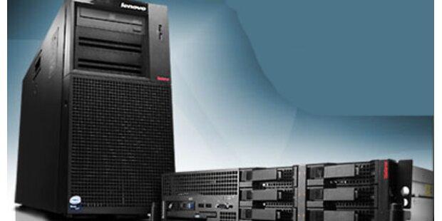Server-Markt im 1. Quartal rückläufig