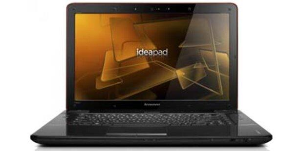 Erstes 3D-Notebook von Lenovo