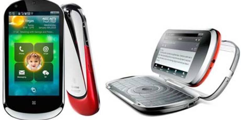 Lenovo LePhone: Neues Android-Smartphone