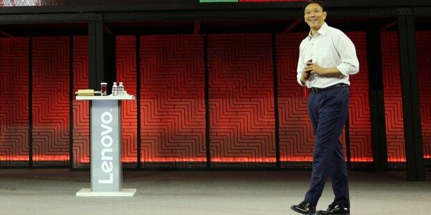 Lenovo feuert Smartphone-Chef