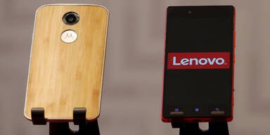 Lenovo Smartphones schwächeln gewaltig