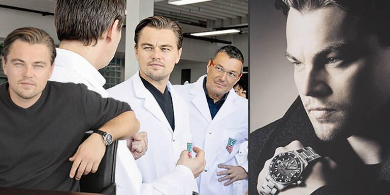 DiCaprio: Umweltbewusste Uhren