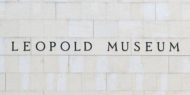 Leopold Museum: Linie und Form