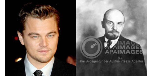 Leonardo DiCaprio als Idealbesetzung für Lenin