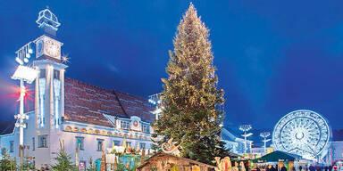 Leoben Weihnachtsmarkt