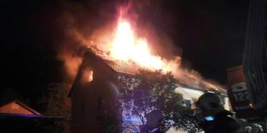 Zwei Tote bei Brand in Leoben