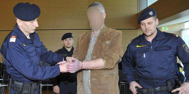 Steirer tötete Ex-Frau: Lebenslange Haft