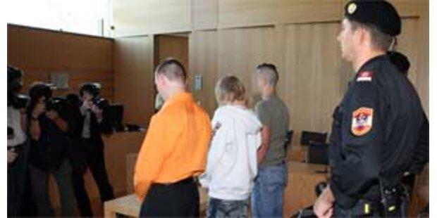 Drei Jugendliche wegen Mordkomplott verurteilt