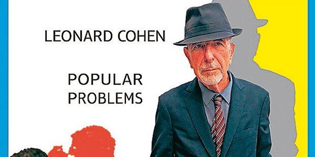 Leonard Cohen bringt 13. Album heraus