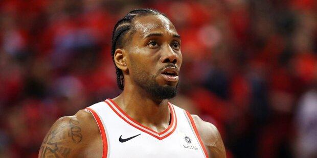 Final-MVP Leonard wechselt zu den Clippers
